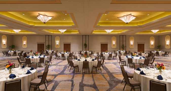 Hilton Sonora Ball Room
